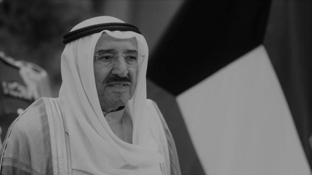 صورة صلاة الغائب على روح أمير الكويت الجمعة
