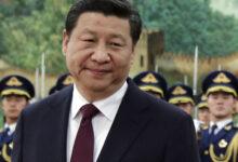 صورة الرئيس الصيني: يجب خوض الحرب لردع الغزاة وكسب الاحترام