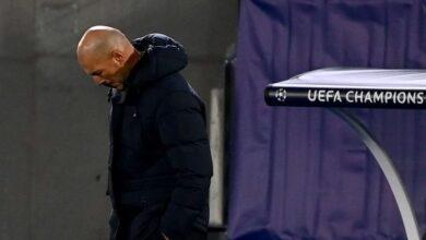 صورة هل يواجه زيدان خطر الإقالة من ريال مدريد؟