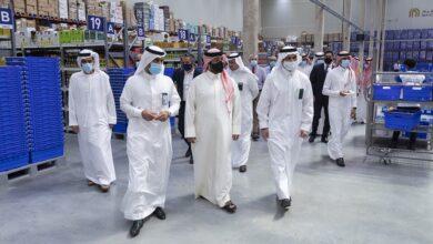 صورة ماجد الفطيم تعزز قدرات كارفور الإلكترونية بافتتاح أكبر مركز للتسوق الإلكتروني في السعودية والمنطقة