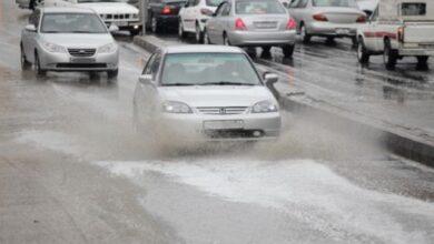 صورة حالة طوارئ متوسطة  للتعامل مع الحالة الجوية المتوقعة