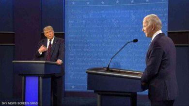 صورة ترامب وبايدن يشتبكان في آخر مناظرة.. هذا أبرز ما جاء فيها