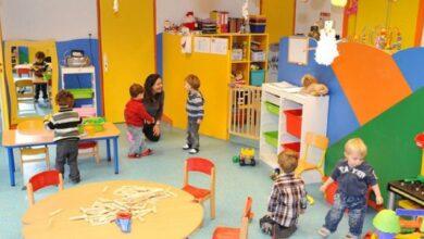 صورة دليل اجراءات العمل والوقاية في حضانات الاطفال