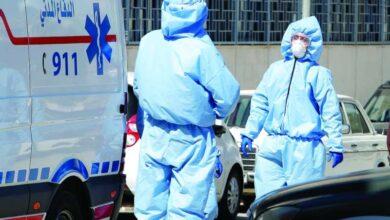 صورة أكثر من 3 آلاف وفاة بكورونا منذ بدء الجائحة