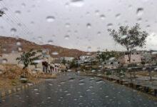صورة اجواء باردة وامطار غزيرة اليوم