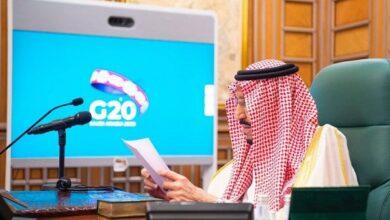 صورة الملك سلمان : مسؤوليتنا كانت وستظل هي المضي قدما نحو مستقبل أفضل