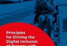 """صورة """"زين"""" تدخل في جهد عالمي مشترك مع اتحاد GSMA  لإطلاق إطار عمل لتحسين الإدماج الرقمي لأصحاب الاحتياجات الخاصة"""