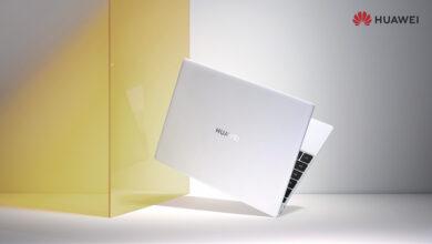 صورة هواوي تجدّد القطاع بأحدث أجهزة الحواسيب المحمولة النحيفة والخفيفة مع سلسلة Huawei MateBook X المتاحة بالأردن