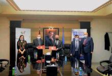 صورة عمان الأهلية توقع اتفاقية تدريبية لطلبة قسم علم التجميل