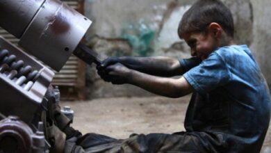 صورة كورونا تدفع آلاف الأطفال في الأردن لسوق العمل