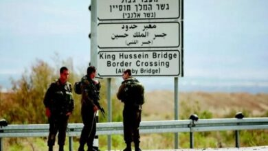 صورة فلسطين تدرس اغلاق الحدود مع الأردن لمواجهة طفرة كوروناالجديدة