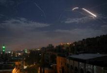 """صورة مقتل أب وأم وطفلين وجرح 4 آخرين بـ """"عدوان إسرائيلي"""" على حماة"""