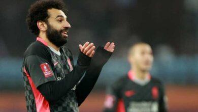 صورة محمد صلاح يحصد جائزة أفضل هدف مع ليفربول للمرة الرابعة- (فيديو)