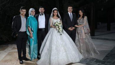صورة السفير أمجد القهيوي.. مبروك زفاف نجلكم محمد