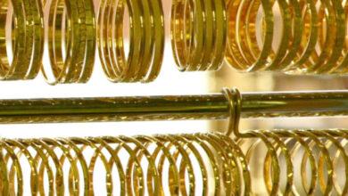 صورة أسعار الذهب .. 37.70 دينار عيار 21  و33.60 عيار 18
