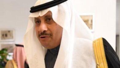 صورة شخصيات أردنية في منزل السفير السعودي – شاهد