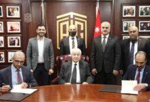 """صورة اتفاق تعاون بين """"أبوغزاله العالمية"""" وFounder Institute Jordanلخدمة المشاريع الريادية"""