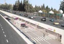صورة الأمانة: تشغيل خط للباص السريع في مئوية الأردن