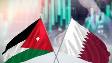 صورة المنتجات والصناعات الاردنية  الأردن تحظى برواج كبير في السوق القطرية