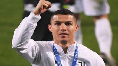 صورة رونالدو يتربع على عرش هدافي كرة القدم