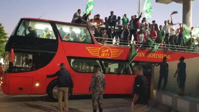 """صورة """"الداخلية"""" تمنع جماهير الوحدات من التجمهر للاحتفال بلقب دوري المحترفين"""