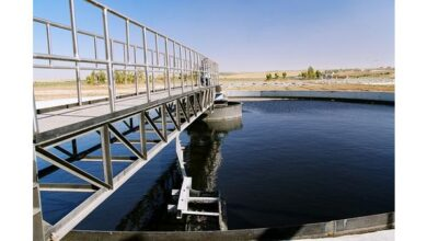 صورة مياهنا توضح حقيقة سيلان مياه معالجة من محطة مأدبا إلى مجرى الوادي