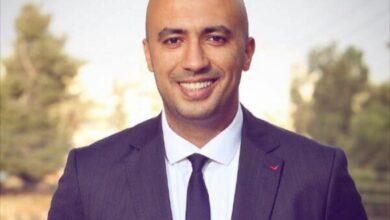 صورة إبراهيم عياد مديراً لبرنكس الأردن