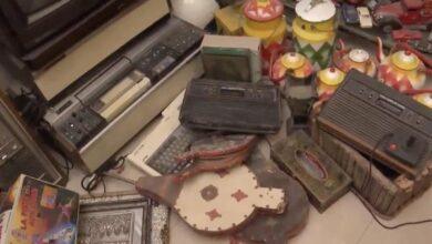 صورة أردني يحتفظ بمتحف نادر بالسعودية