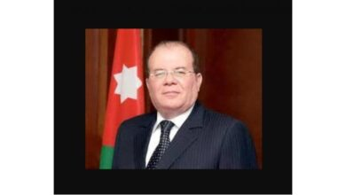 صورة وفاة وزير الإعلام الأسبق نبيل الشريف