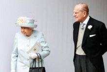 صورة وفاة الأمير فيليب زوج الملكة إليزابيث