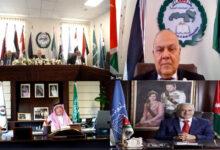 صورة رئيس جامعة عمان الأهلية يترأس لجنة العضوية لاتحاد الجامعات العربية