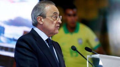 صورة بيريس يترشح رسميا لرئاسة لريال مدريد