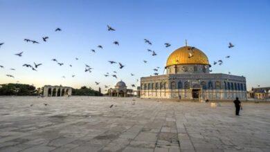 صورة الإمارات تؤكد ضرورة احترام دور الأردن بالقدس