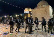 صورة شهيدان برصاص الاحتلال و 205 إصابات بمواجهات القدس