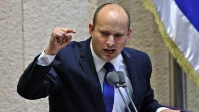 """صورة """"بينيت"""" يخطط لاستئناف حرب غزة في أول اجتماعاته بـ""""الكابينت"""""""