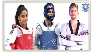 صورة تايكواندو عمان الأهلية تحقق إنجازاً جديداً في بطولة بيروت المفتوحة