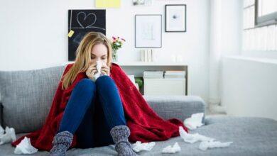 صورة علميًا.. الإصابة بنزلات البرد يمكن أن تحمي من كورونا!
