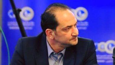 صورة عبد الفتاح الكايد مديراً تنفيذيّاً لمؤسّسة تطوير المشاريع الاقتصاديّة
