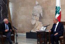 صورة الاتحاد الاوروبي : لا مساعدات والعقوبات على الطاولة .. أزمة لبنان سببها التناحر على السلطة