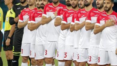 صورة نصف مليون دولار جائزة تأهل النشامى لكأس العرب