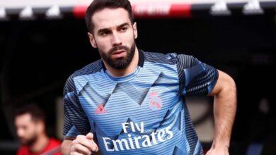 صورة كارفخال يمدد عقده مع ريال مدريد حتى عام 2025