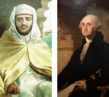 جورج واشنطن ومحمد بن عبدالله