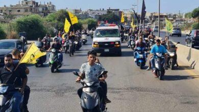"""صورة """"شاهد"""" .. قتلى باشتباكات مسلحة في بيروت .. و الجيش يحذر: سنطلق النار باتجاه أي مسلح"""
