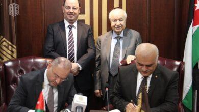 """صورة اتفاق تعاون بين """"أبوغزاله العالمية"""" و""""فالكونز سوفت"""" لخدمة التحول الرقمي في المنطقة العربية"""