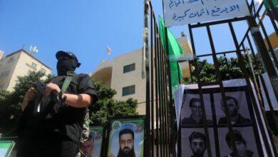 """صورة ملامح التصور الجديد لصفقة الأسرى بين """"حماس"""" وإسرائيل"""